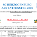 Adventfenster SC- Herzogenburg